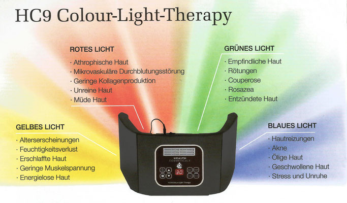 c9 colour light therapy 1