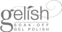 gelish soak off gel logo